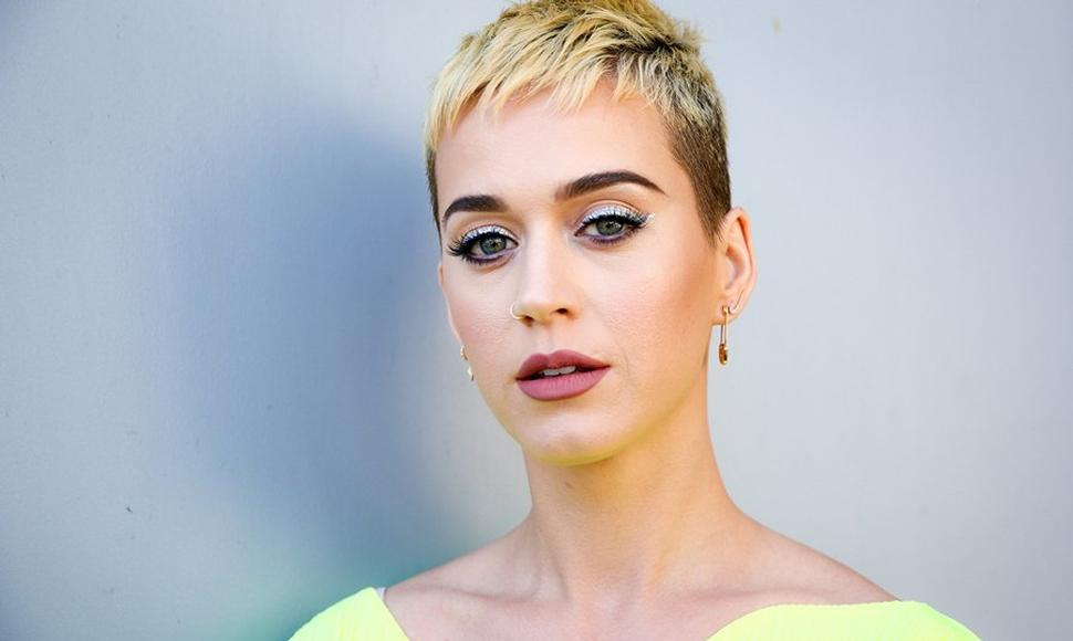 Katy Perry, cantante.