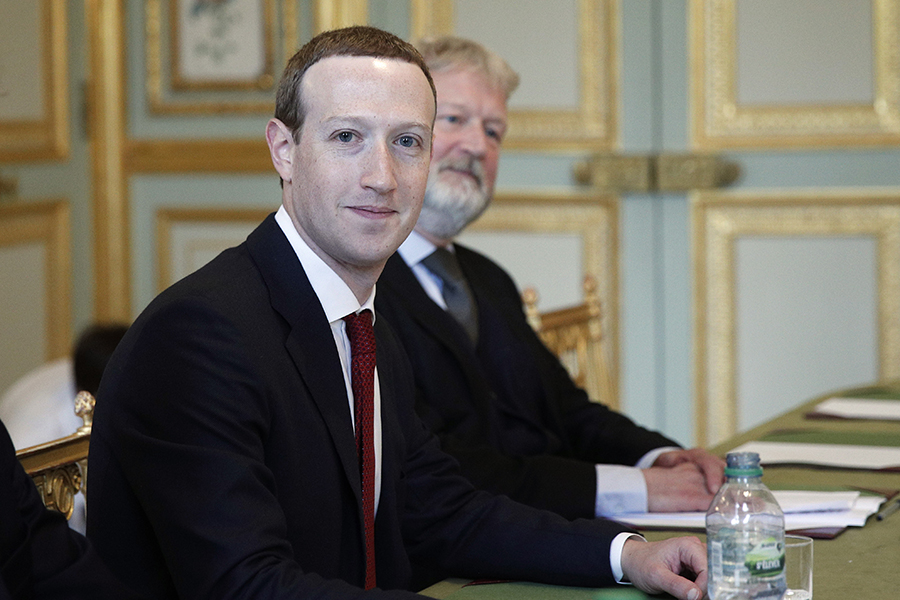 Mark Zuckerberg, fundador de FAcebook. AFP/END