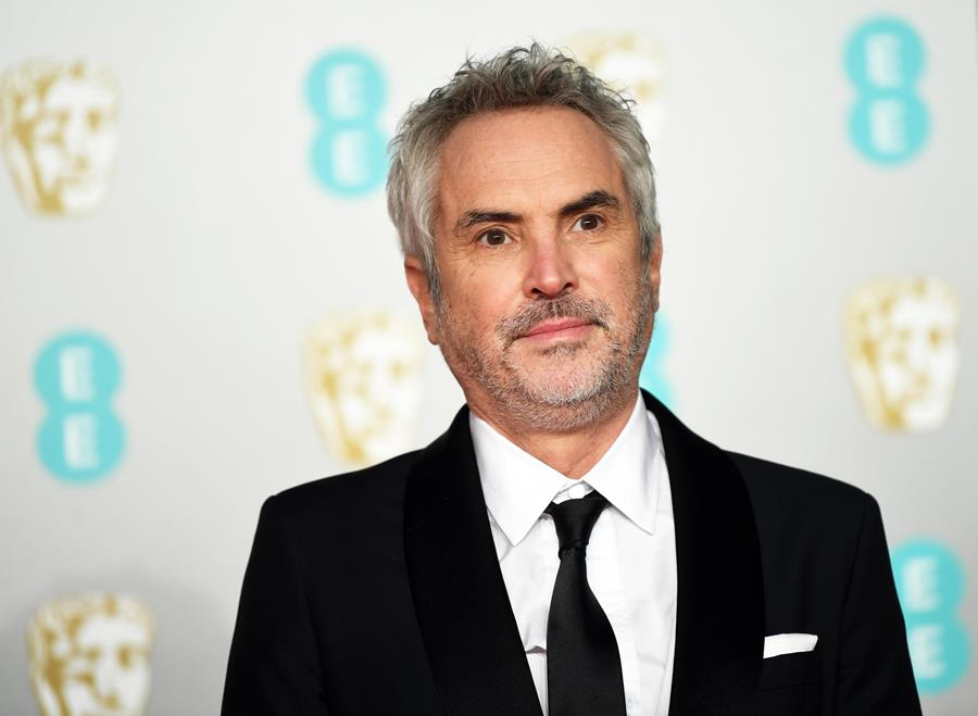 Alfonso Cuarón, cineasta mexicano. AFP/END