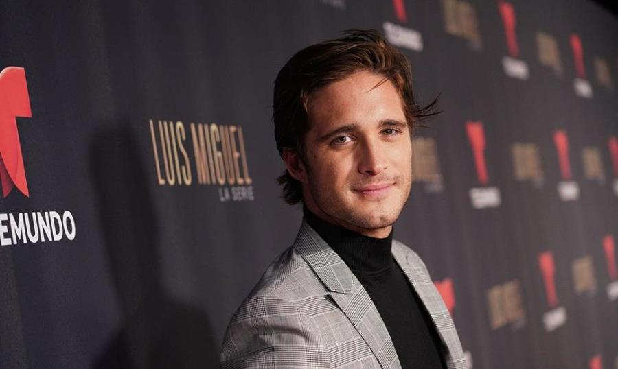Diego Boneta, actor mexicano. Archivo/END