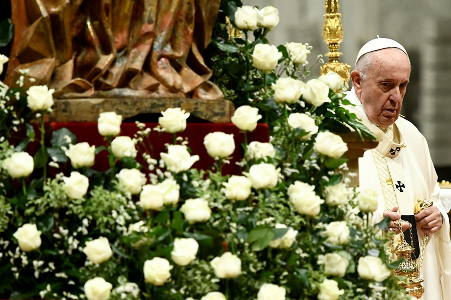 Papa Francisco. AFP/END.