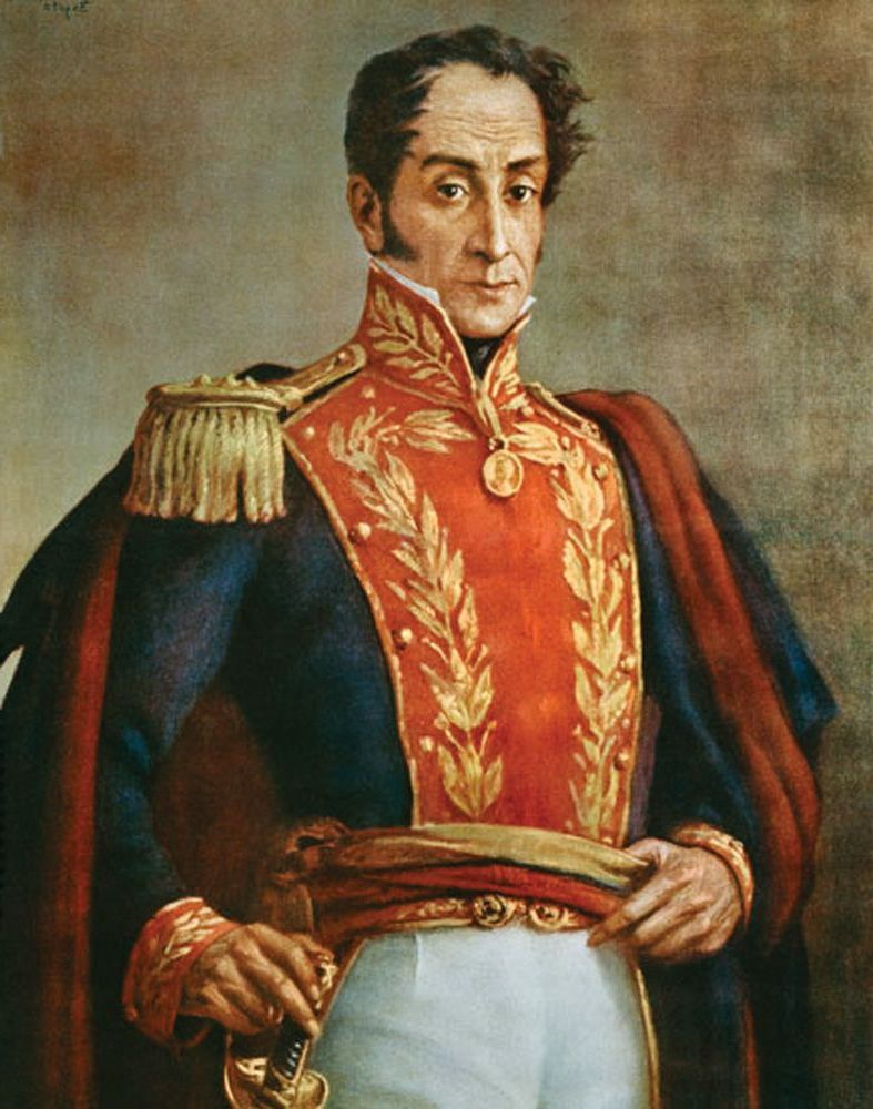 the life of simon bolivar el liberator Miniature portrait of simón bolívar painted in paris, 1804 or 1805  he is revered  as the liberator of spanish america, even though he held most of  were a  philanderer uncle and a black wet-nurse known as la negra hipólita  so, he left  venezuela and went off to spain-what was his life like in spain.