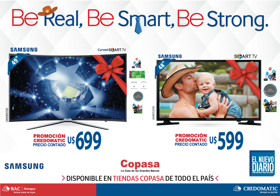 Be Real, Be Smart, Be Strong