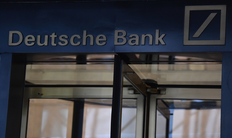 Deutsche Bank en Estados Unidos.
