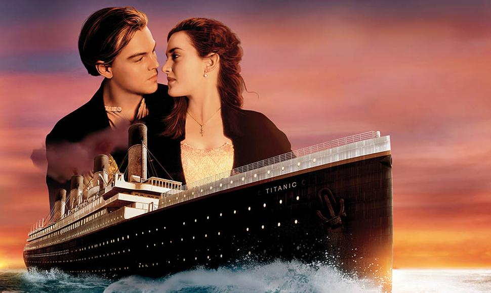image Kate winslet in titanic
