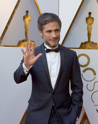 El actor mexicano Gael García Bernal