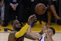 Warriors-Cavs será una  guerra