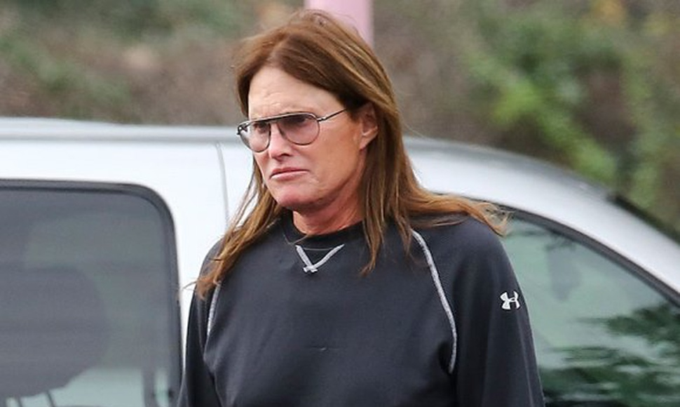 Bruce Jenner. INTERNET / END