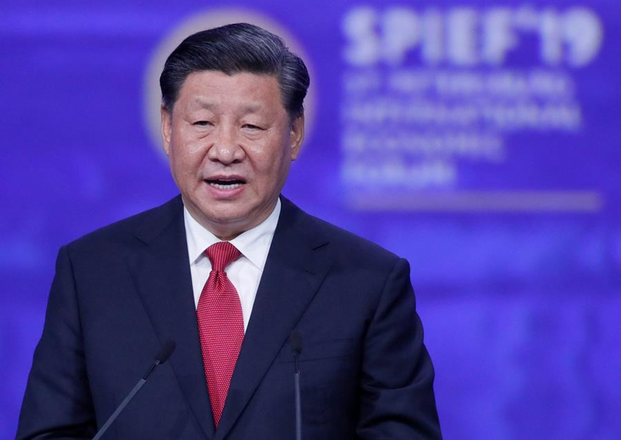 Xi Jinping, presidente de China. EFE/END