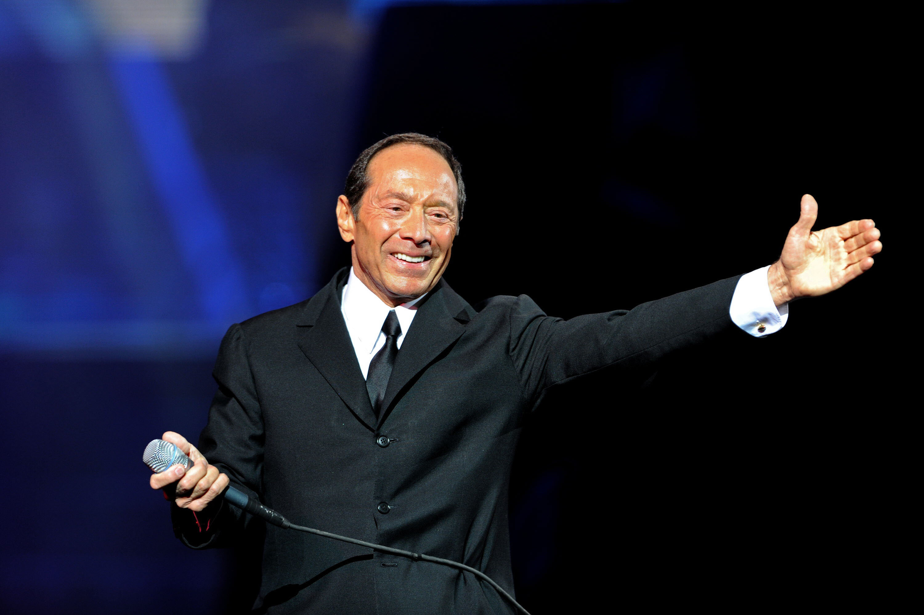 Paul Anka 'resucita' al Rey del Pop
