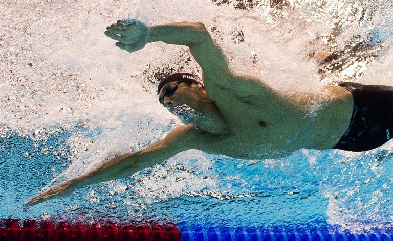 Michael Phelps iguala el récord absoluto de medallas olímpicas
