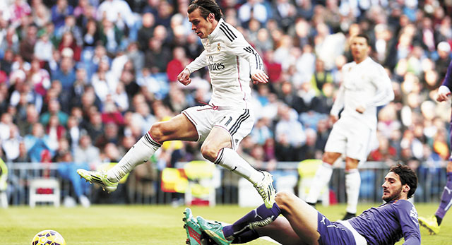 Real Madrid tras remontada
