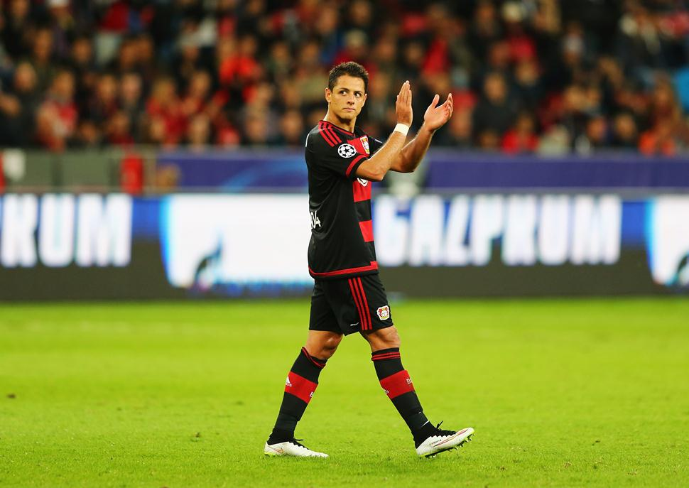 El Arsenal interesado en Chicharito