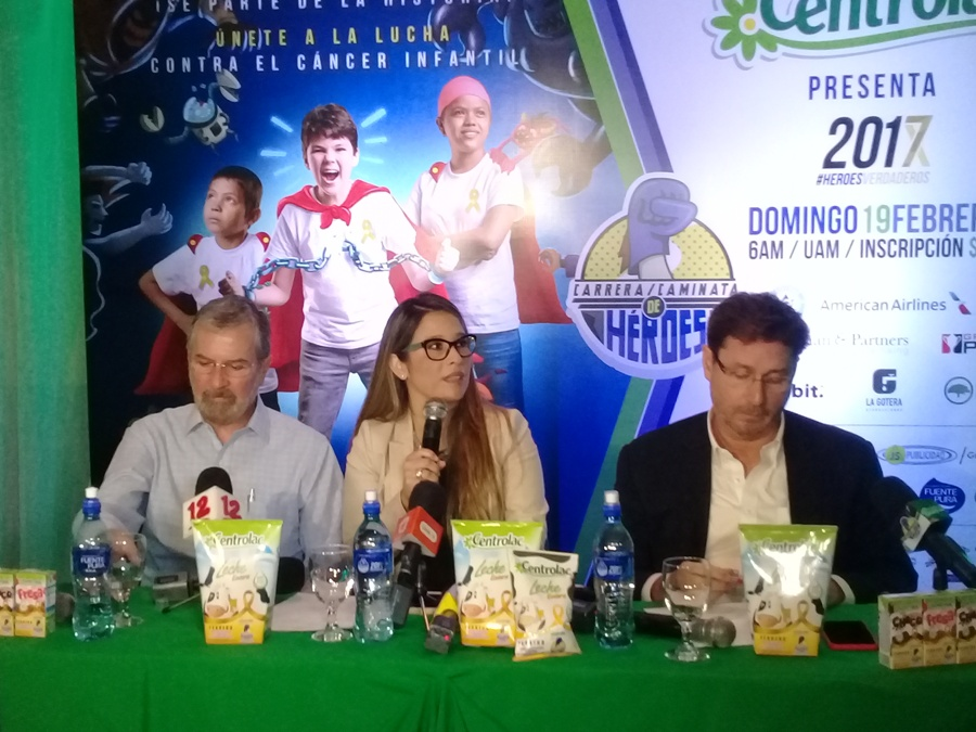 Anuncian carrera a beneficio de Conanca