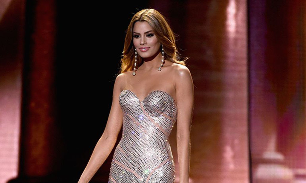 Miss Colombia conquista Hollywood