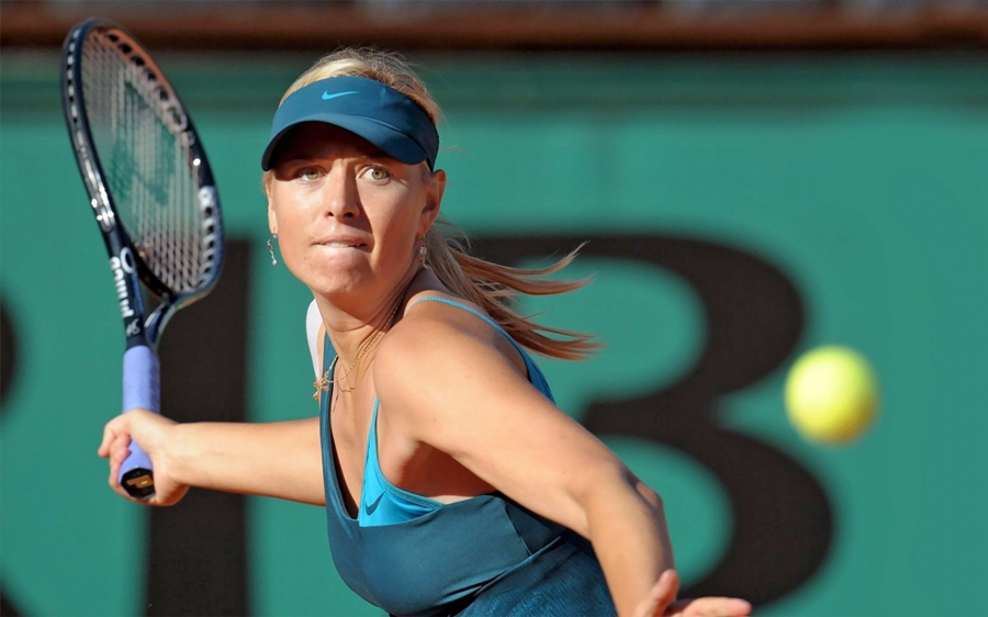 Sharapova avanza en Madrid