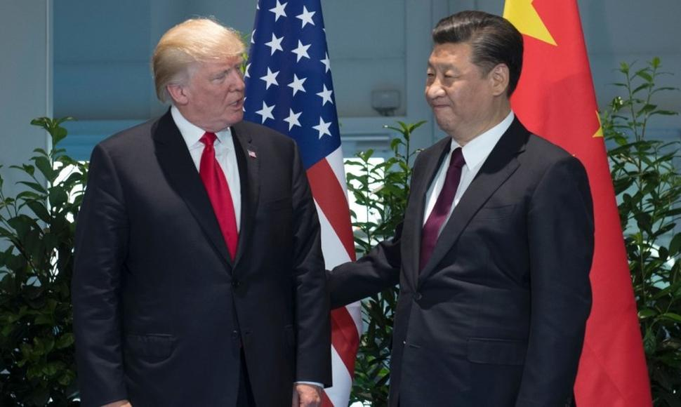 Donald Trump y Xi Jinping, presidentes de Estados Unidos y China respectivamente