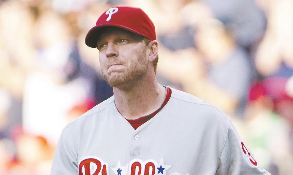 Roy Halladay murió en un accidente aéreo.