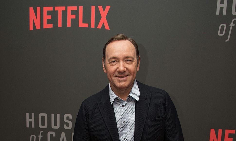 "kevin Spacey, actor de ""House of Card""."