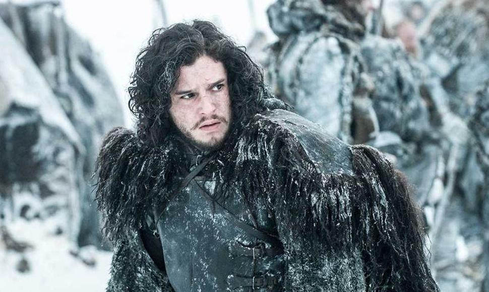 Jon Snow, de Game of Thrones.