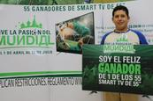 Ganaron TV Led Smart Samsung