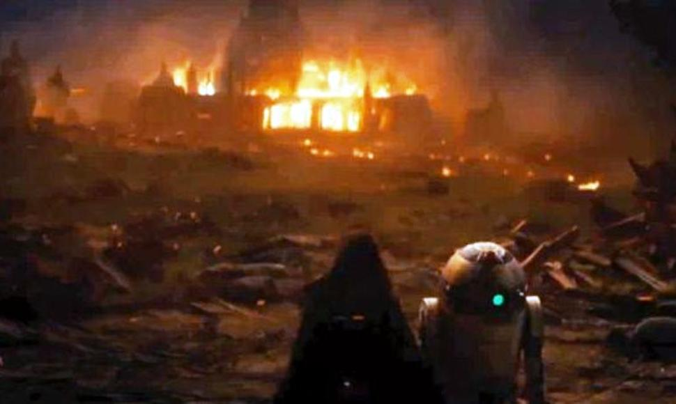 El film, que continuará la trama de Star Wars: The Force Awakens.