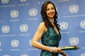 Ashley Judd, embajadora de la buena voluntad