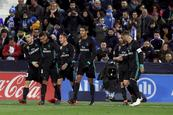 El Real Madrid gana al Leganés 3-1 para subirse al podio de la Liga