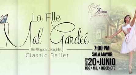 """La Fille Mal Gardée"" The Wayward Daughter Classic Ballet"