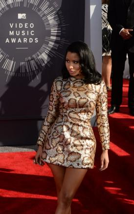 Nicki Minaj. AFP / END