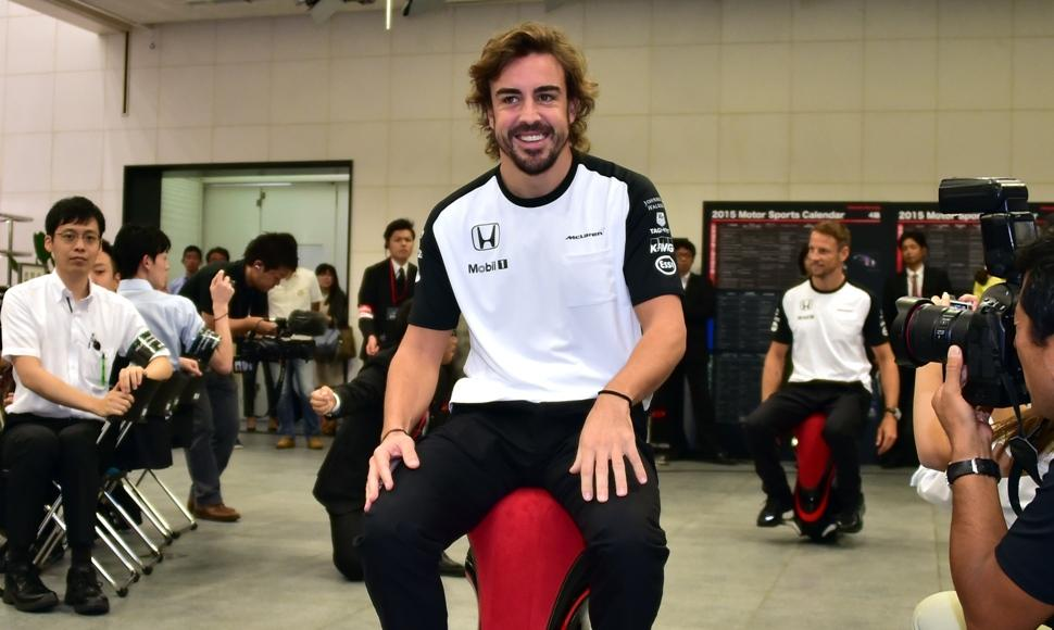 ALONSO NO HA PUNTUADO ESTA TEMPORADA