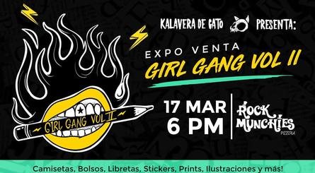 Girl Gang Vol. II | Expo venta
