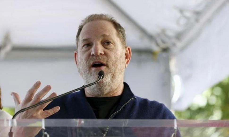 Harvey Weinstein, exproductor de Hollywood, acusado de acoso sexual.