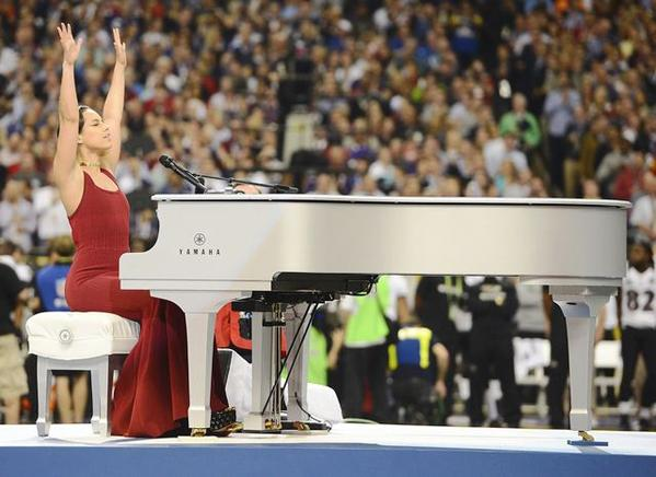 Alicia Keys. EFE / END