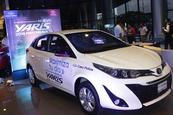 Casa Pellas introduce  el Toyota Yaris 2018