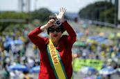 270 mil personas marchan contra Dilma Rousseff