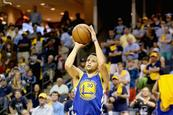 Curry, arma letal