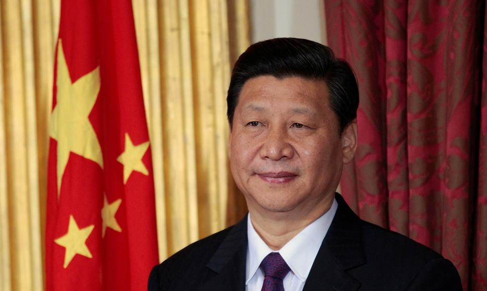 El presidente de la República Popular China, Xi Jinping.