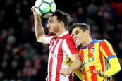Athletic y Valencia firman un empate insuficiente