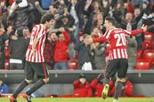 El Athletic escala en la liga