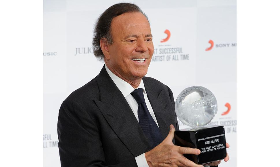 Julio iglesias. INTERNET/ END