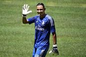 Navas se incorpora  al Real Madrid