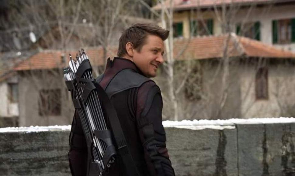 Jeremy Renner, actor.