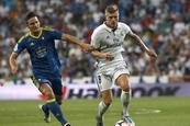 Kroos salva al Madrid