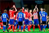 El Atlético solventa el trámite del Copenhague