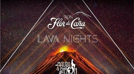 Lava Night - Flor de Caña