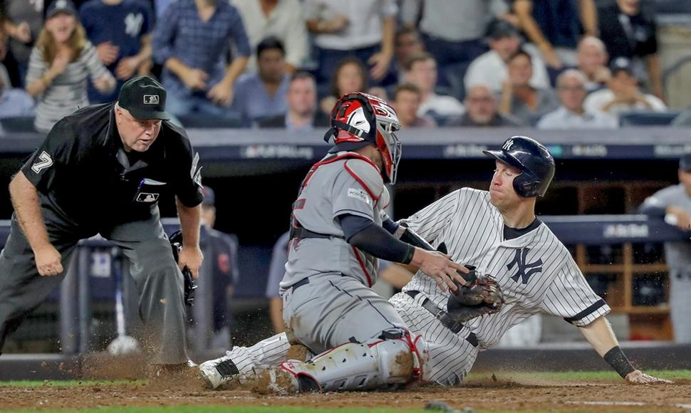 Aaron Judge se ha visto apagado en postemporada.