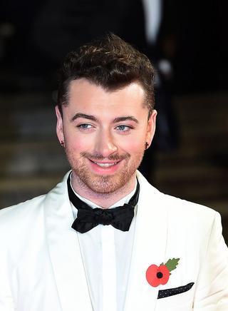 El cantante y compositor Sam Smith.