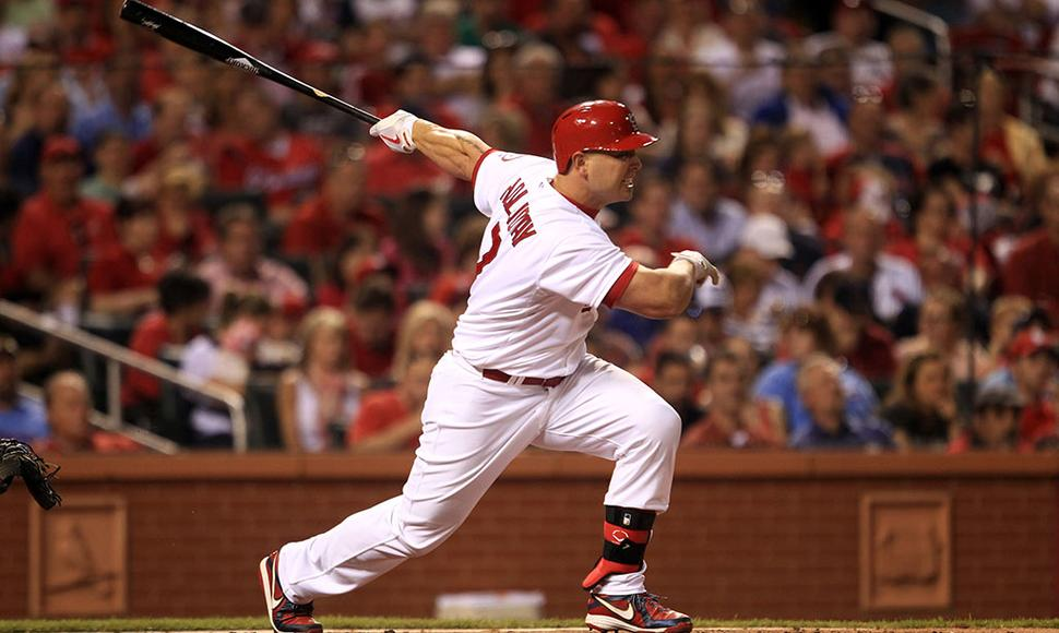Matt Holliday está de regreso.