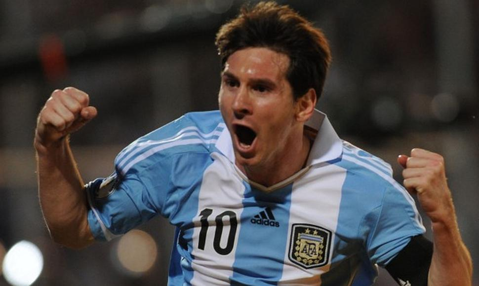 Lionel Messi. ARCHIVO / END